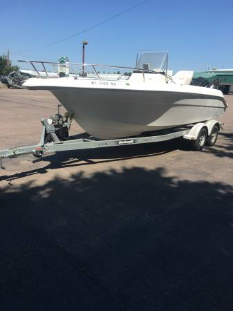 Photo Center Console Fishing Boat - $17,500 (Marion)