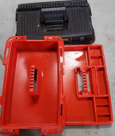 Photo Craftsman rolling tool chest - $35 (Kalispell)