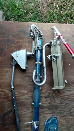 Photo Drywall taping bazooka, pump, box trade - $300 (Kalispell)