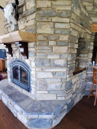 Photo El Dorado architectural stone veneer - $650 (Polson)