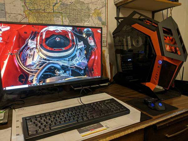 Photo High End 12 CORE Gaming  Workstation Computer - $2,000 (NW Spokane)