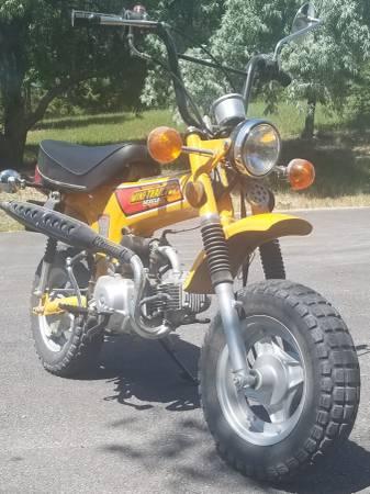 Photo Honda Mini-trail 70 Like New but year 1975 - $2800 (Polson)
