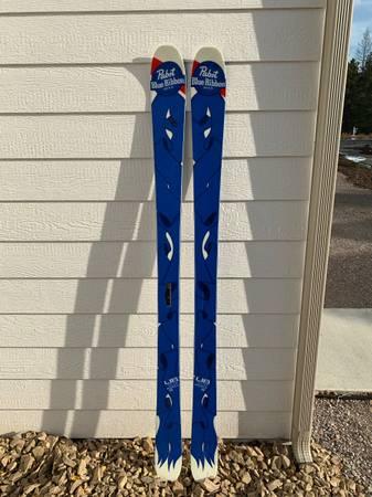 Photo Lib Tech Wreckreate 100 188 PBR Skis - $375 (Columbia Falls)