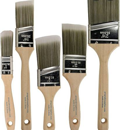 Photo Looking for used paint brushes if you want to sell or give away - $12,345 (Kalispell)