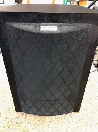 Photo Polk Audio Powered subwoofer - $65 (Kalispell)