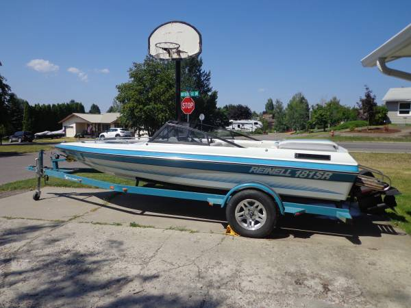 Photo Reinell Ski Boat for Sale - $7,000 (Kalispell)
