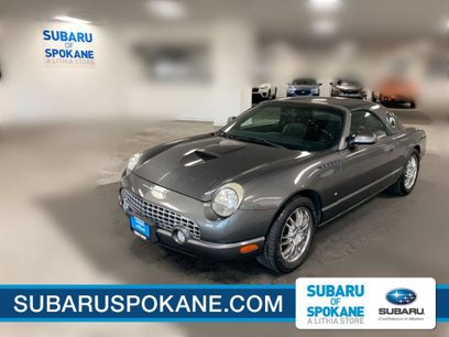 Photo Used 2003 Ford Thunderbird  for sale