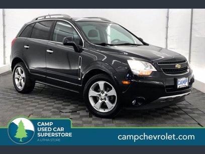 Photo Used 2014 Chevrolet Captiva Sport FWD LTZ for sale