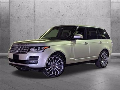 Photo Used 2014 Land Rover Range Rover Autobiography for sale