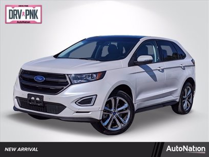 Photo Used 2017 Ford Edge AWD Sport for sale