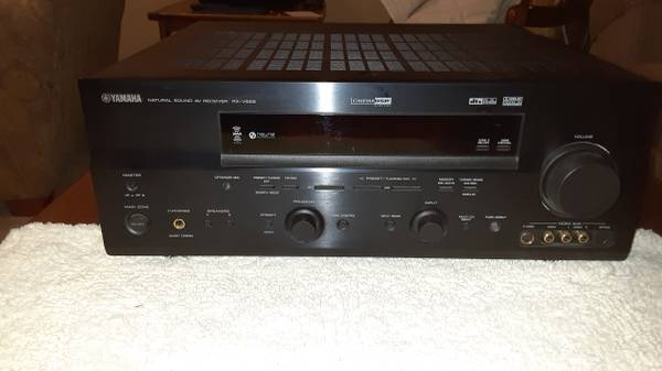 Photo Yamaha AV Receiver, RX-V659 - $150 (Kalispell)