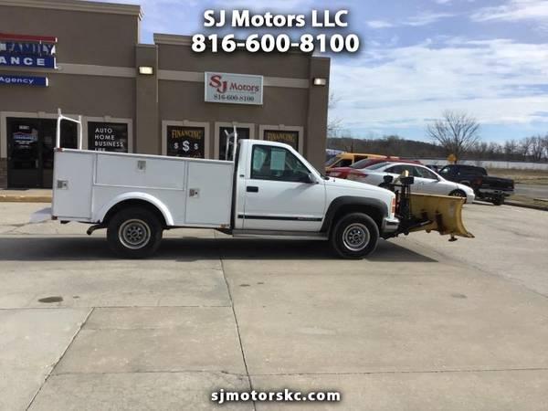 Photo 2000 GMC Sierra Classic 2500 Reg. Cab 4WD - $7995 (101a main grain valley,mo. 64029)