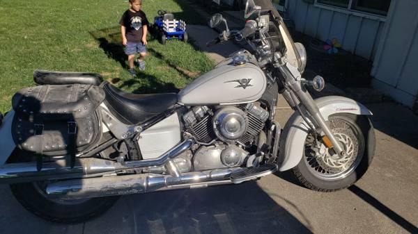 Photo 2007 Yamaha V Star 650 - $2,500 (Kansas City)