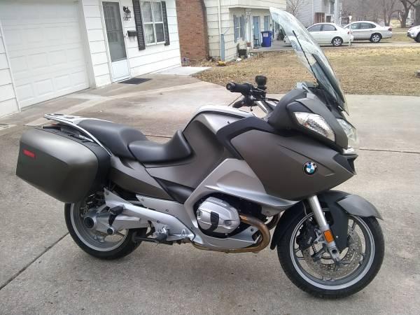 Photo 2011 BMW R1200RT - $6,000 (Shawnee)