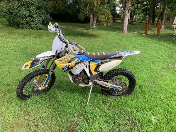 Photo 2015 Husqvarna FE 350 - $5,095 (Kansas City)