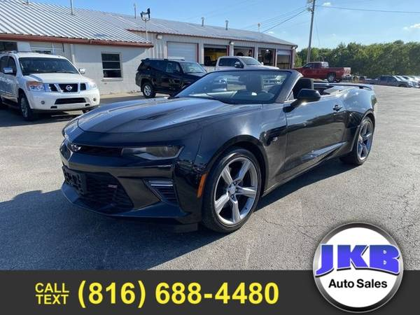 Photo 2016 Chevrolet Camaro SS Convertible 2D - $28995 (We Want Your Trade)