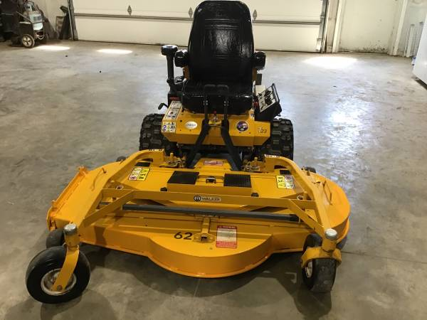 Photo 2016 WALKER ZERO TURN MOWER T23 62 DECK 23HP. 102 HOUR $8800 CHEAP (Independence,mo)