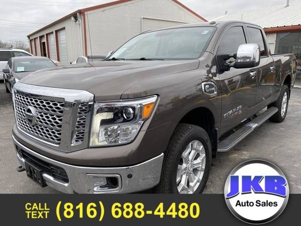 Photo 2017 Nissan Titan XD SL Pickup 4D 6 12 ft - $30730 (We Want Your Trade)