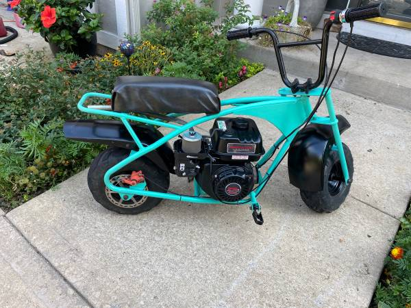 Photo 212cc motovox mini bike - $600 (Olathe)