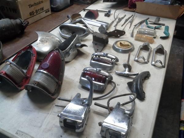 Photo 55 Chevy parts (Platte City, MO)