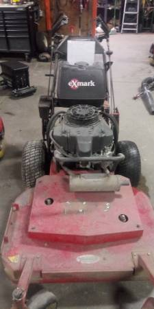 Photo 5 Exmark Walk behind mowers - $1,600 (Olathe Ks)