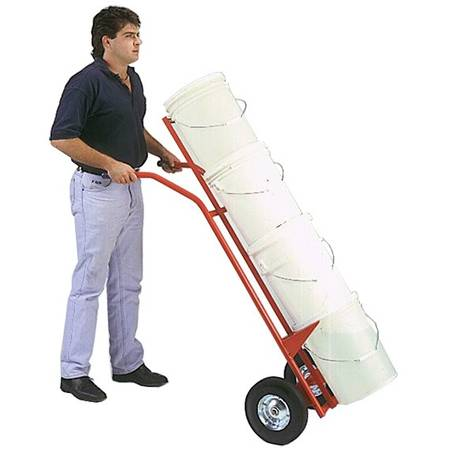 Photo 5 gallon bucket pail Hand Truck Dolly new. - $49 (Blue Springs)