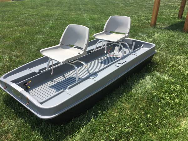 Boat Pond Prowler Bass Pro New Never On The Water 96l X 48w X 18h 575 Raymore Mo Boats For Sale Kansas City Mo Shoppok