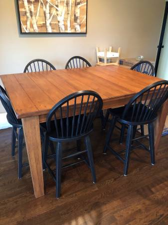 Broyhill Attic Heirlooms Dining Table 900 Furniture For Sale Kansas City Mo Shoppok