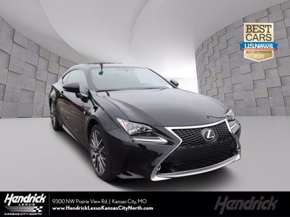 Photo Certified 2015 Lexus RC 350 F Sport AWD for sale