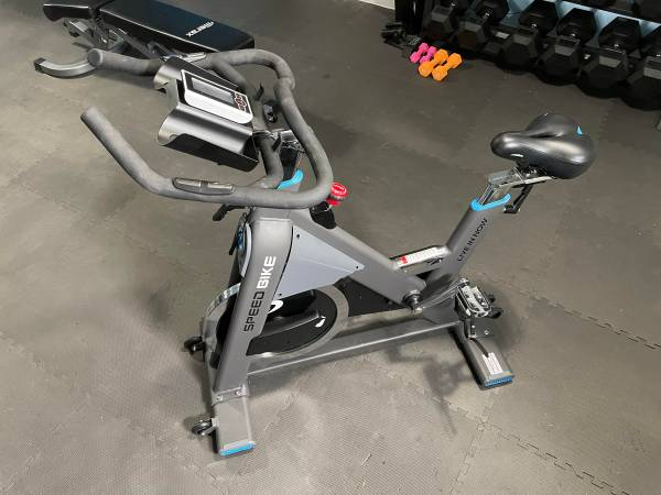 Photo Commercial Exercise Spin Bike - $150 (Greenwood)