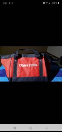 Photo Craftsman tool bag - $10 (shawnee ks)
