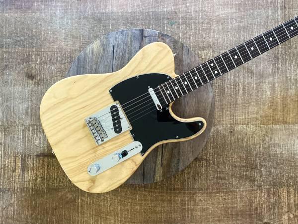 Photo Fender American Standard Telecaster 2015 Ash Natural - $1,260 (Overland Park)