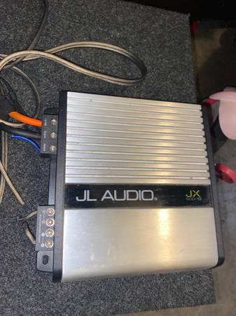 Photo JL Audio Amp and Sub Woofer - $700 (Grain Valley)