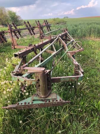 Photo John Deere 5 bottom plow - $500 (Clarksdale)