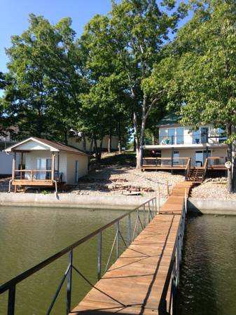 Photo Lake of the Ozarks Home for Sale by Owner (Stover, MO)