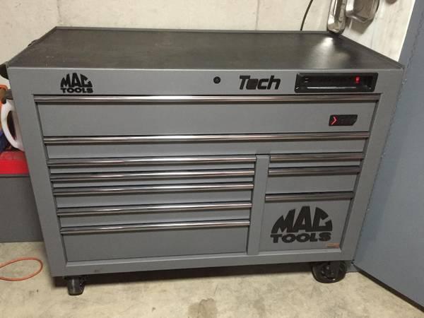 Photo Mac Tools Tech Series Tool Bax - $3,000 (Blue Springs)