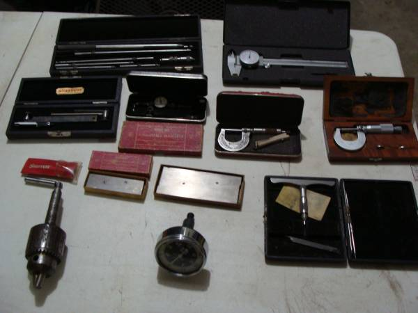 Photo Machinist Tools - $200 (S. KC.)