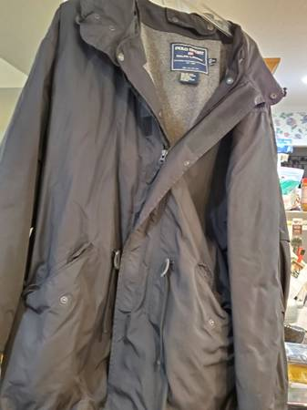 Photo Men39s XL POLO SPORT coat with hood - $20 (Overland Park)
