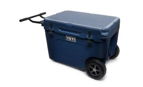 Photo NEW YETI Tundra Haul Wheeled Cooler - $375 (Lees Summit)