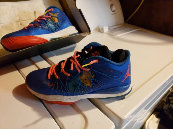 Photo Nike Jordan CP3.VII AE Nike size 10 - $35 (shawnee ks)