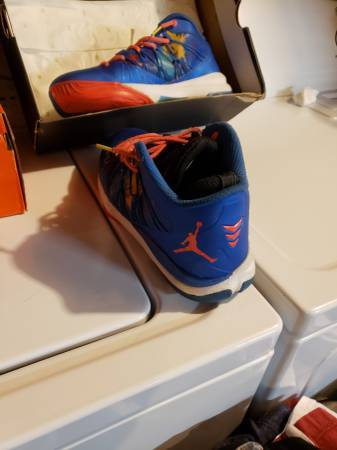 Photo Nike Jordan CP3.VII AE Nike size 10 - $40 (Shawnee KS)