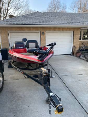Photo Nitro Bass Boat - $9500 (Kansas City, kansas)