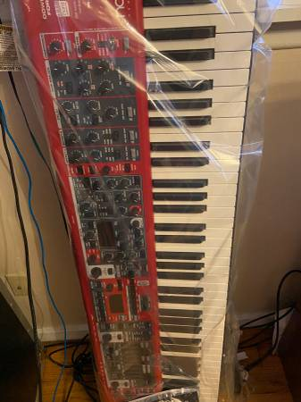 Photo Nord Stage 3 (brand new in box) - $3500 (KCMO)
