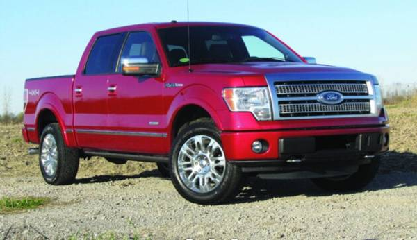 Photo PARTING OUT 2012 FORD F-150 - $1 (Independence, MO)