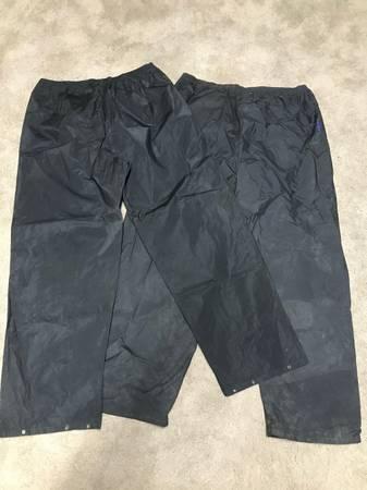 Photo Pants Rain Gear Columbia Brand 2 pair XL XXL - $10 (KEARNEY)