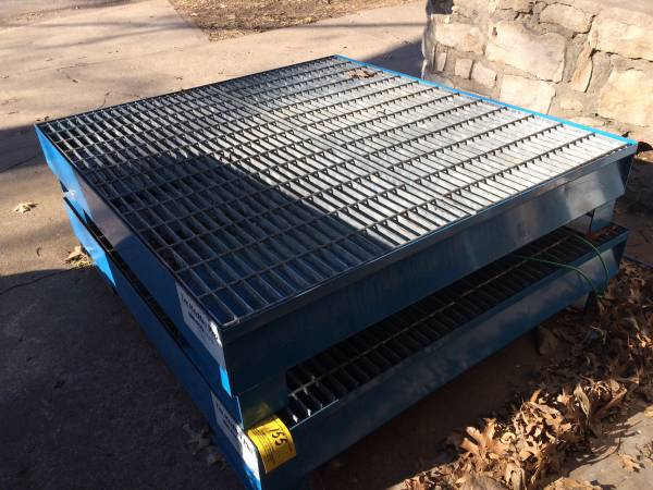 Photo Platform good for Cnc plasma or a welding table - $250 (Kansas City)