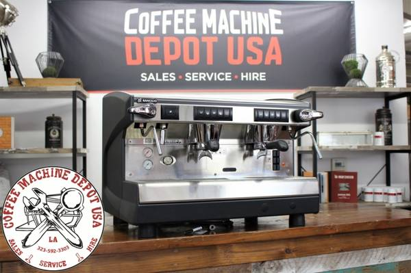Photo Rancilio Classe 7 - 2 Grp Commercial Coffee Espresso Machine - $3250 (Los Angeles)
