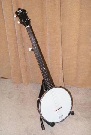 Photo Recording King RKO-3S Open Back Banjo - $135 (Belton, MO)