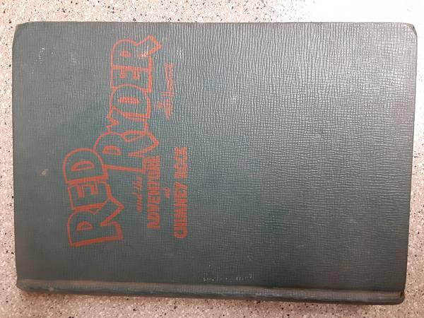 Photo Red Ryder 1946 book - $5 (Overland Park)