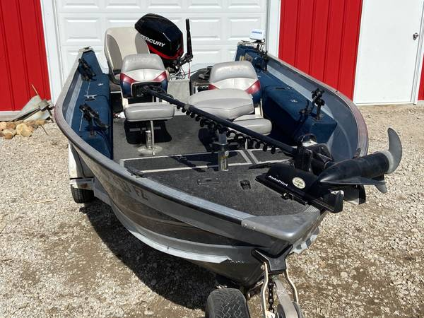 Photo Sea Nymph fishing boat - $8,000 (Polo)
